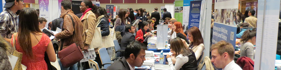 University of Ulster, London & Birmingham Campus / Northumbria University, London Campus Open Day
